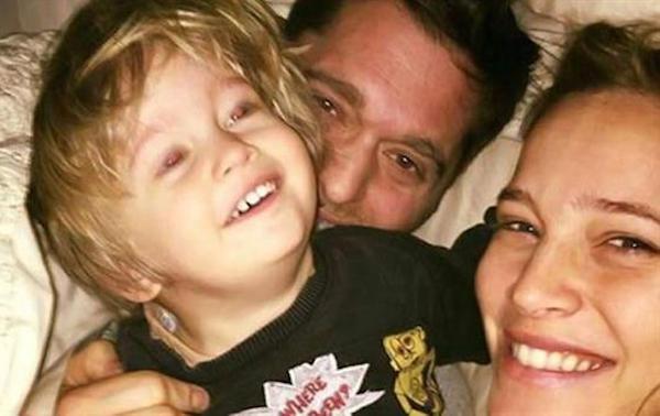 El hijo de Michael Bublé fue operado y evoluciona favorablemente