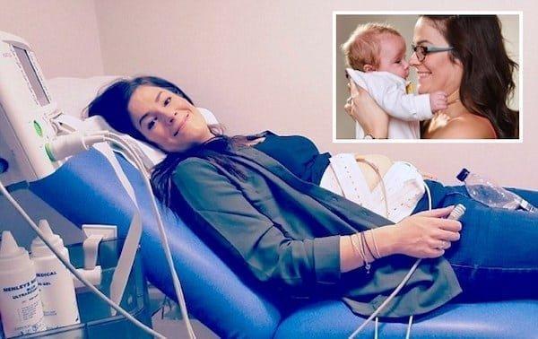 Una mujer evitó la pérdida de su embarazo de 22 semanas con un método muy sencillo